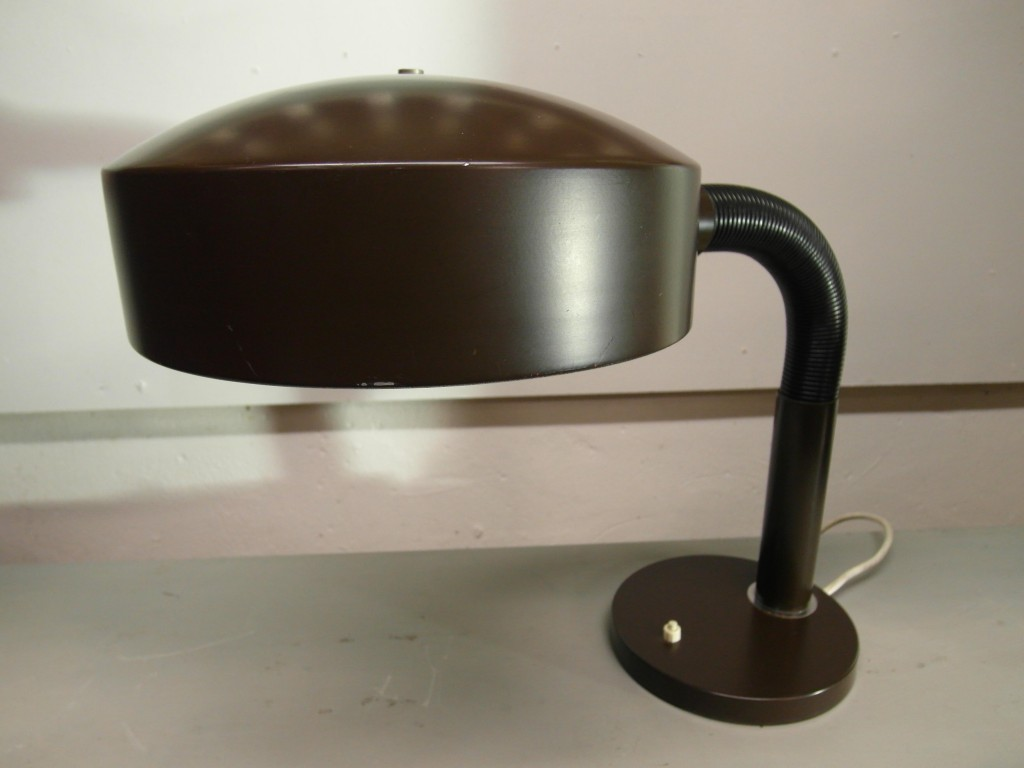 70's  French Desk Lamp £45 SOLD