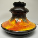 Vintage 70s  Ceramic Lamp Base £45 SOLD