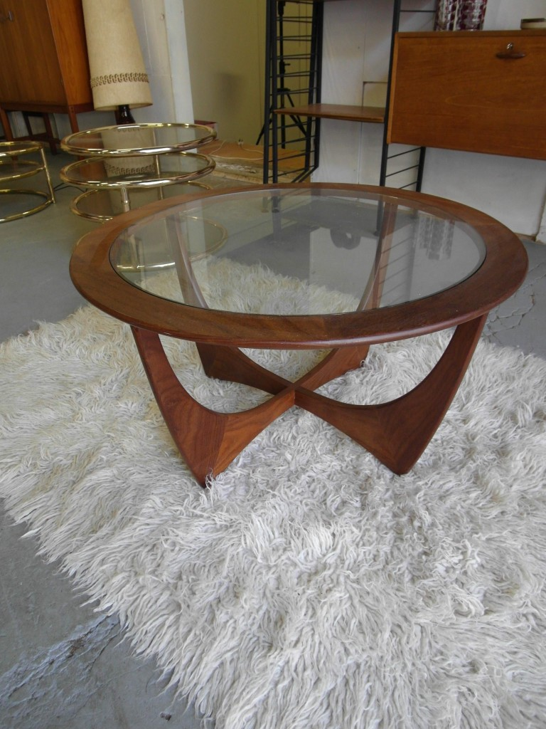 G Plan Astro Coffee Table in Afromosia £95 SOLD
