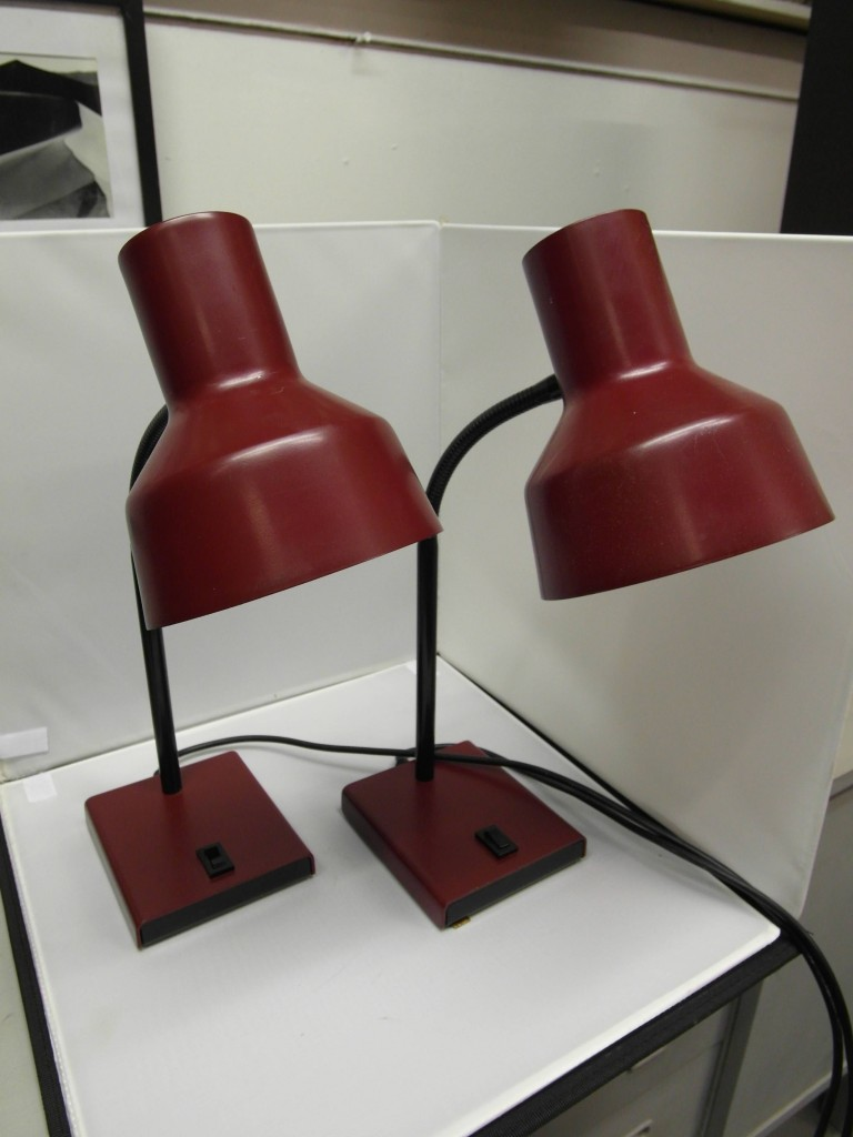 Matching Pair of Anglepoise Bedside Lamps £65