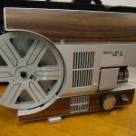 Bolex Super 8mm Projecter boxed mint Condition £65