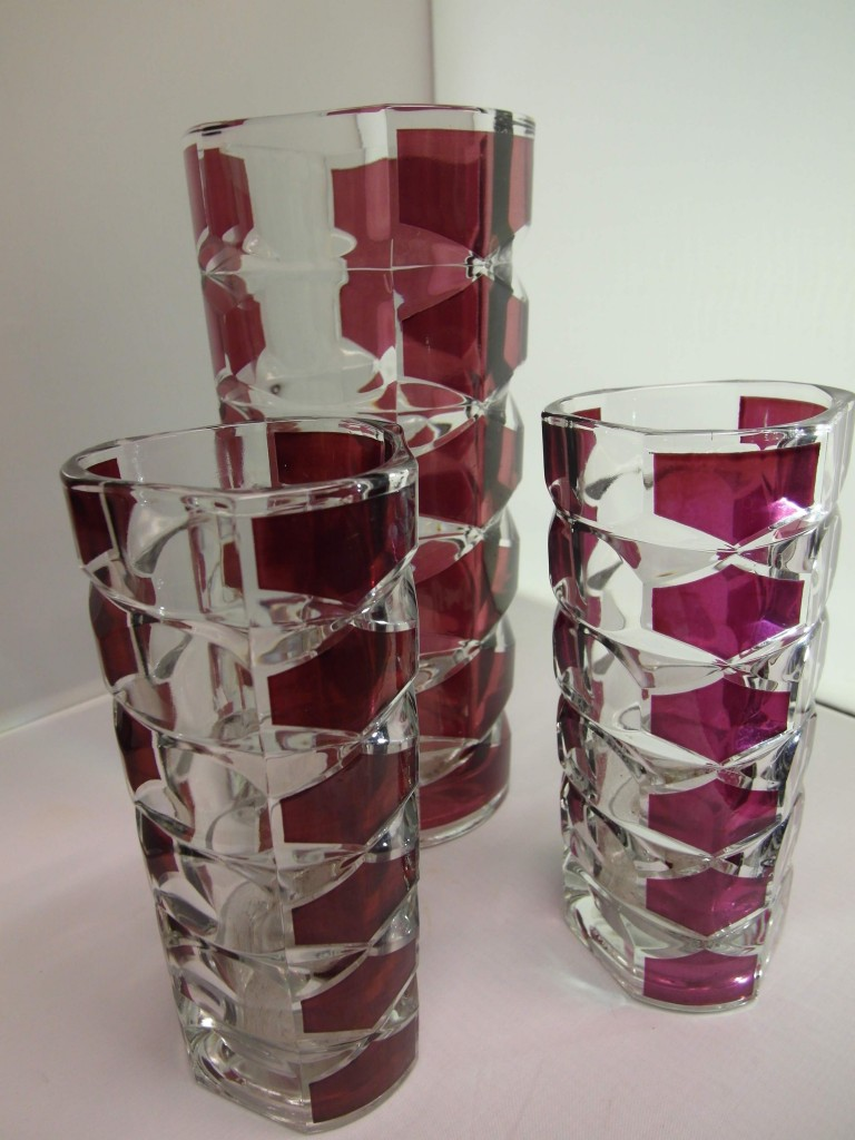 1970's  Crystal D'arques Lead Glass from £25