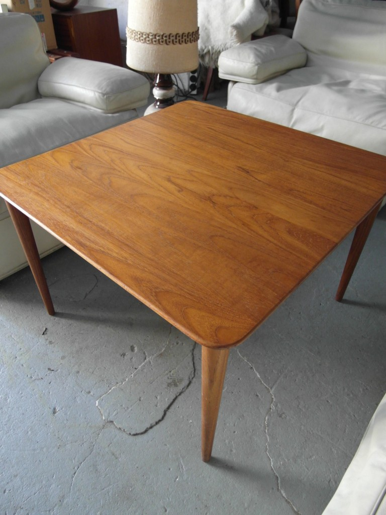 France and Sons Teak Coffee Table by Peter Hdivt £350 SOLD