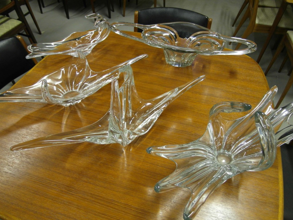 French Art Glass From £55