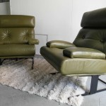 Vintage Howard Kieth Leather Armchairs £495 Each SOLD
