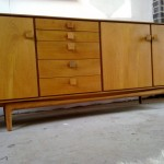Ib. Kofod Larson teak and rosewood sideboard -SOLD