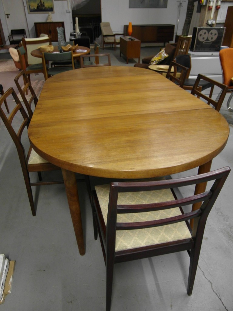 Vintage 1960's Bernhard Pederson Danish Table £450