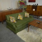 Rare Vintage Simmons Sofa Bed in Mint Condition  £595 SOLD