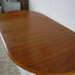 Arne Vodder Dining Table with Two Extension Leaves £695 SOLD