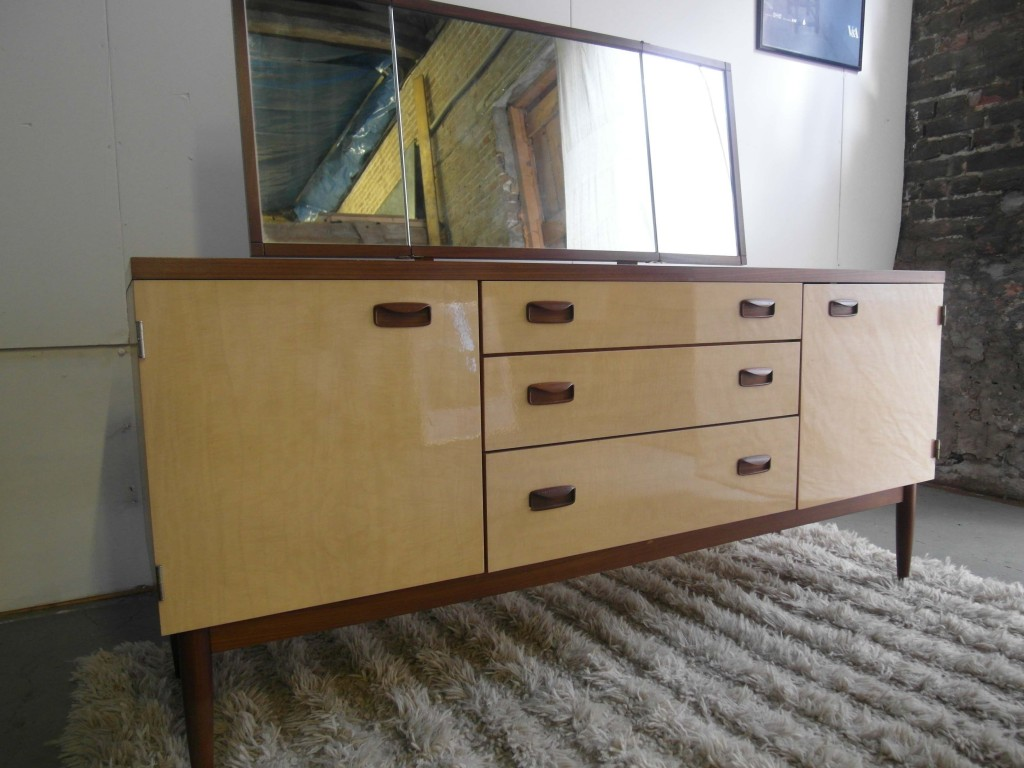 1960's Laquered Dressing Table £195