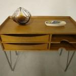 Arne Vodder Solid Teak Hall Cabinet £495 SOLD
