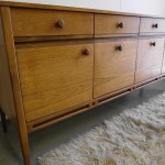 1960s Swedish Sideboard in Solid Teak £395 SOLD