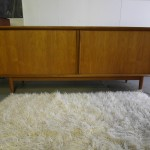 Vintage Frank Guille Timbour Door Sideboard for Austin Suite £650 SOLD