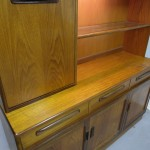 G Plan Fresco Dresser in Teak and Afromosia £125