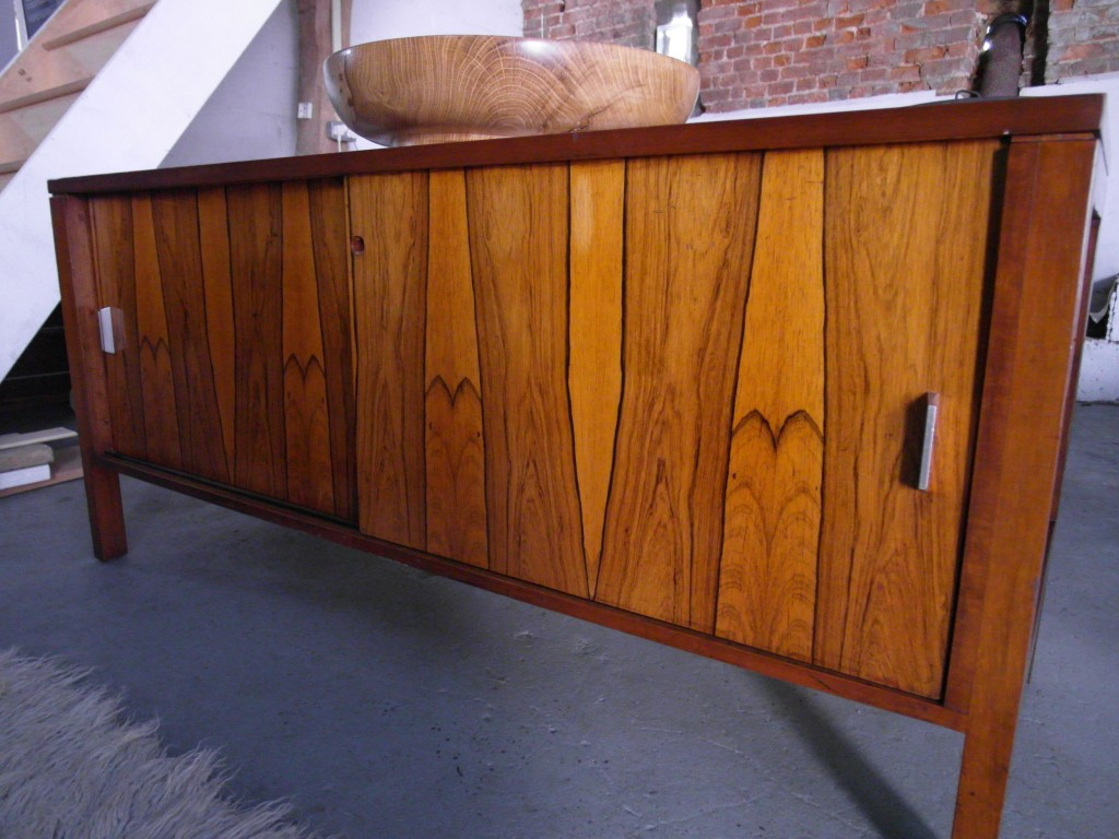 Vintage Gordon Russell Sideboard in Rio Rosewood £695 SOLD