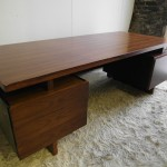 Vintage Gordon Russell GR3 series Conference desk in Brazilian Rosewood £1995