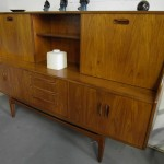 G Plan Fresco Highboard £125 SOLD