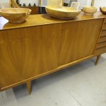 Rosengren Hansen Danish Highboard in Walnut £595 SOLD