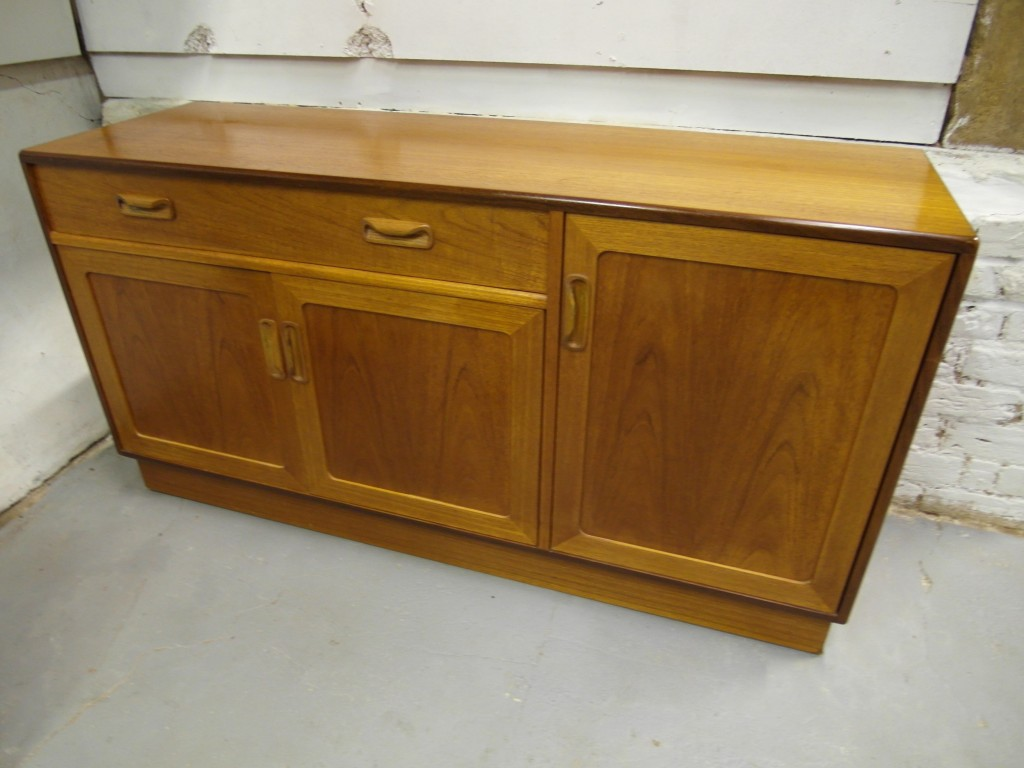 G Plan Fresco Sideboard  In Teak and Afromosia £95