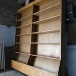 Solid Oak Vintage Library Bookcase £595SOLD