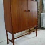 Solid Teak Cabinet by Nils Jonson for Troeds £ 495 SOLD