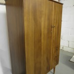1960s Uniflex Wardrobe in Walnut by Peter Haywood for Heals £350 SOLD