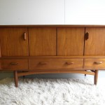 E Gnomme Danish Range Sideboard by V.B. Wilkins £295 SOLD