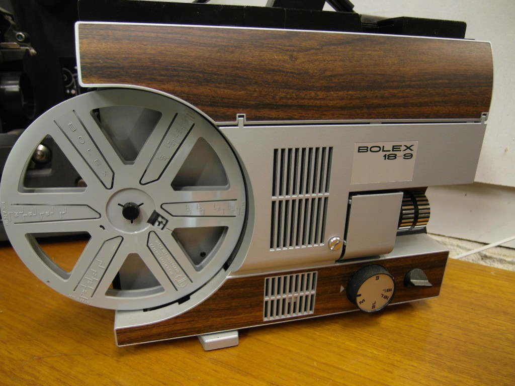 Vintage Bolex super 8mm projecter boxed Mint £65 SOLD