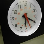 Leitch  Broadcast Clock £150 SOLD