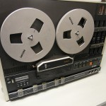 Philips Reel To Reel Four Track Tape Recorder £75 SOLD