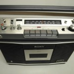 The First Sony Ghetto Blaster in Full Working Order £195 SOLD