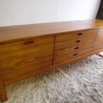 "Uniflex ""International"" Range Sideboard in Teak by Gunther Hoffstead £795 SOLD"