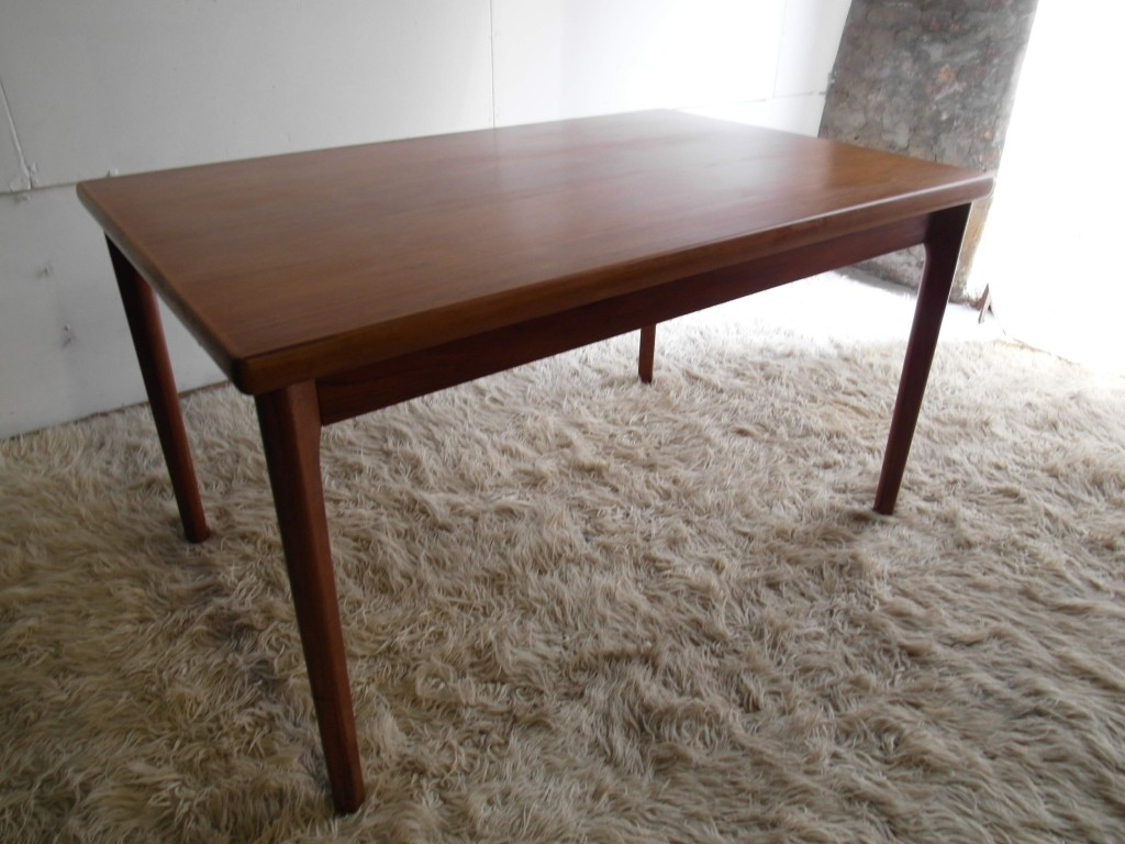 Vintage Danish Dining Table £100 SOLD