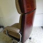 Vintage Gordon Russell Executive Swivel Chair £250