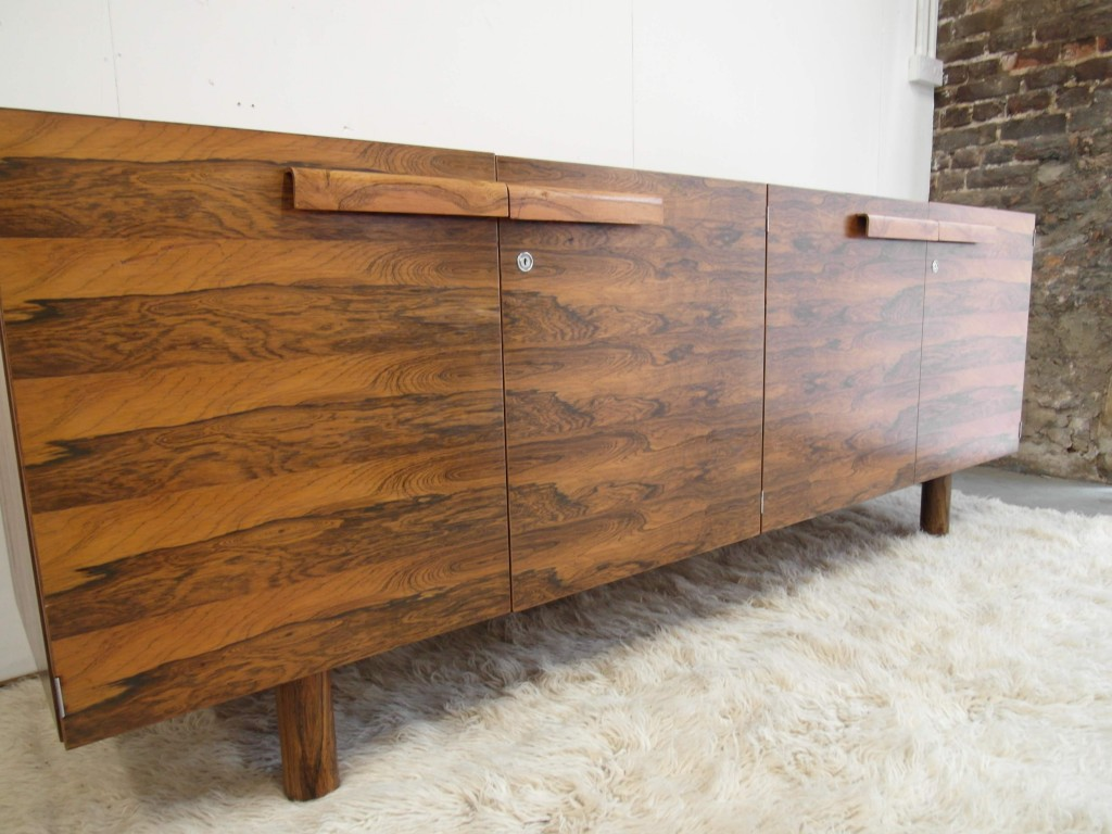 Gordon Russell GR Series Sideboard In Rio Rosewood £2500 SOLD
