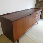 Vintage Long Sideboard by Richard Hornby for Heals £595