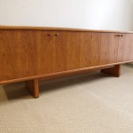 Vintage Gordon Russell sideboard by Martin Hall in Teak £1295 SOLD