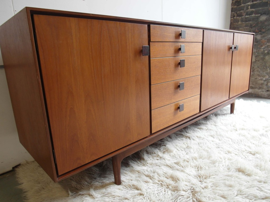 Vintage ib Kofod Larsen Sideboard in Teak and Rosewood for G Plan Danish Range £895SOLD