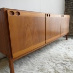 Ib Kofod Larsen Sideboard for Faarup in Blonde Teak £800 SOLD