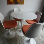 Vintage 1970's Tulip Table Set £595