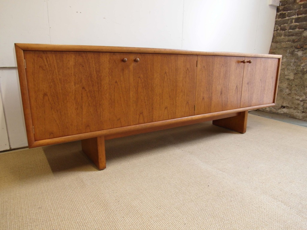 Vintage Martin Hall Sideboard for Gordon Russell in Teak £1295 SOLD