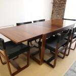 """Uniflex """"International Range""""  Table in Rio Rosewood by Gunther Hoffstead £1495SOLD"""