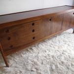 Vintage Danish Sideboard in Rio Rosewood £850