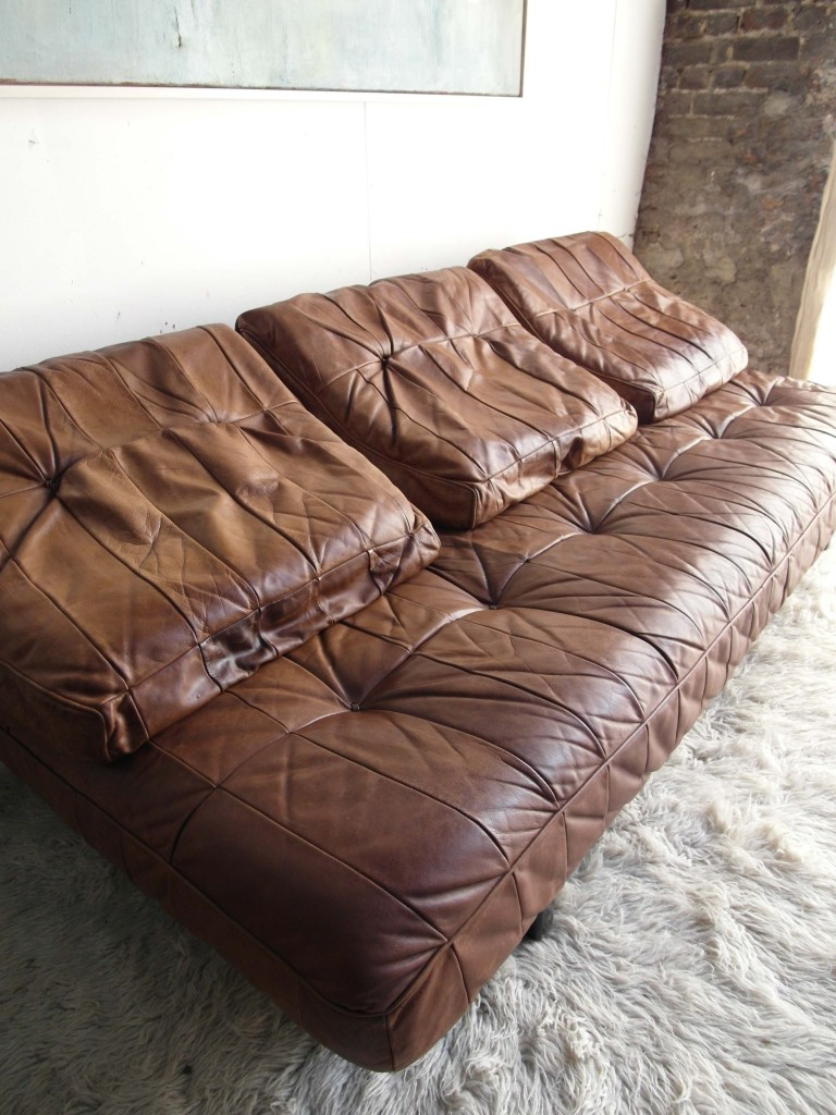 De Sede DS80 Daybed in Cognac Leather £1695