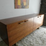 Gordon Russell GR1 Sideboard in Rio Rosewood and Gold £2500