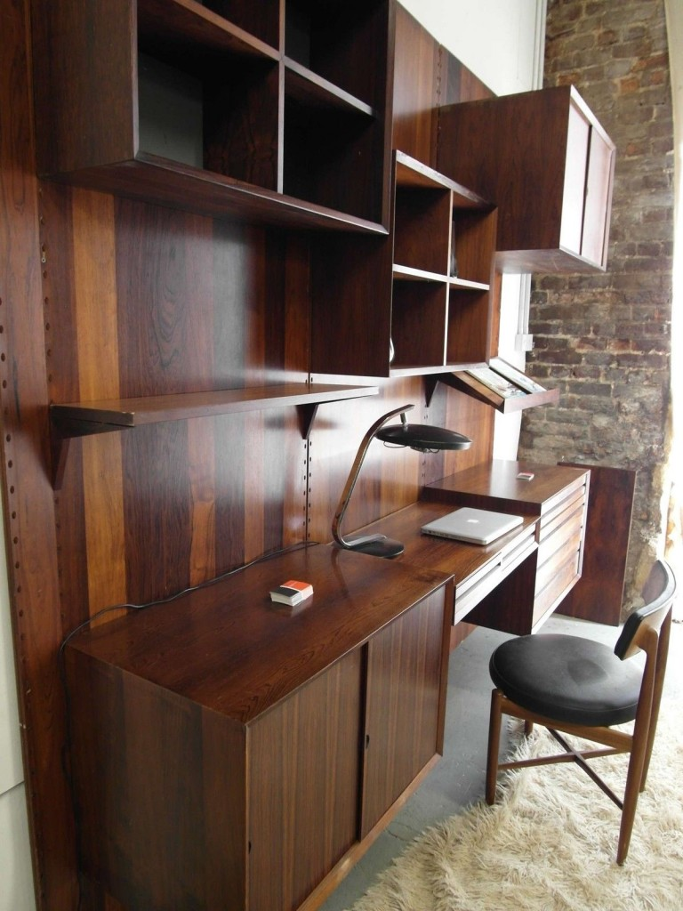 Vintage Cadovius Shelving System in Rio Rosewood  1400 SOLD